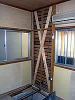 S邸 1階部分耐震改修